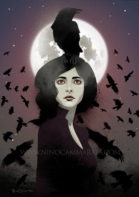 lady-and-crows_ninocammarata