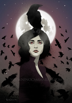 lady-and-crows_©NinoCammarata