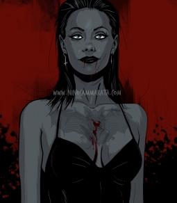 vampire-lady