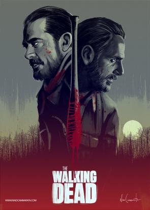 the walking dead_forsite©ninocammarata