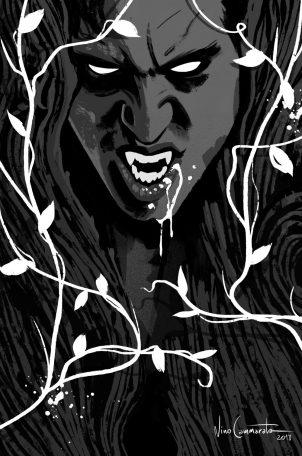vampiro del bosco