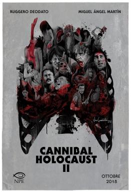 CANNIBAL HOLOCAUST A small