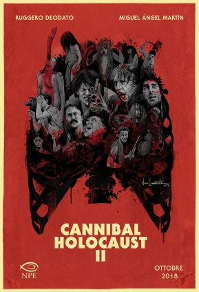 CANNIBAL HOLOCAUST small