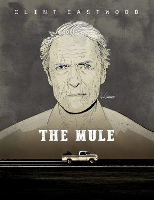 THE MULE COVER FILM TV 5