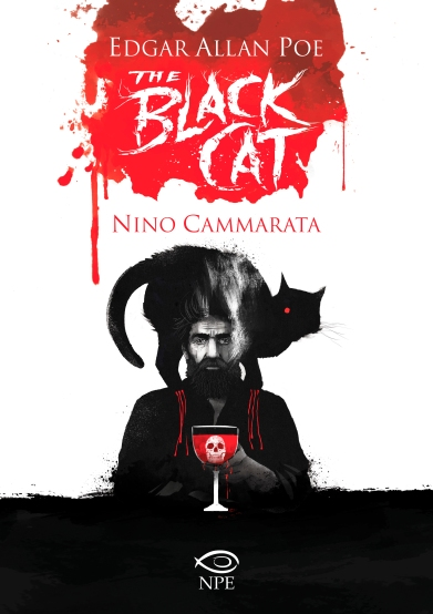 copertina npe _the black cat npe