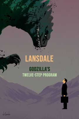 COLOR GODZILLA'S TWELVE-STEP nino cammarata