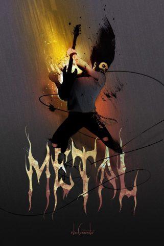 METAL guitarist _sito