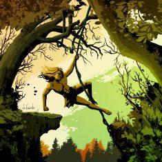 Tarzan liana
