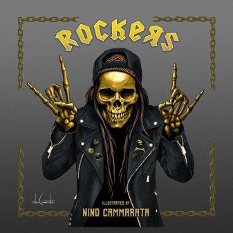 copertina rockers small Nino Cammarata